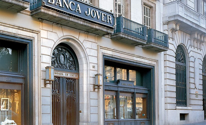 Edificio Banca Jover