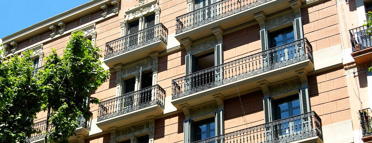 Edificio C/ Tamarit
